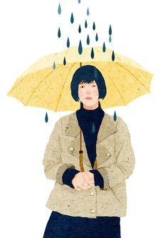 "Check out this @Behance project: ""Rain"" https://www.behance.net/gallery/41373027/Rain"