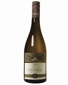 Coyote's Run Estate Winery 2010 Unoaked Chardonnay