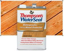 The New Thompson S Waterseal Waterproofing Stain Is