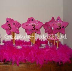 Soepstengels voor echte prinsesjes!