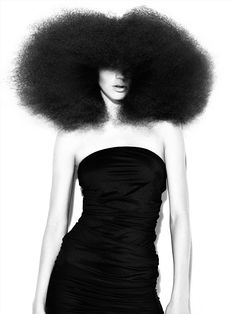 Aveda - The Edge Collection - Photography: Miguel Reveriego