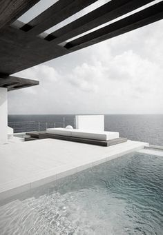 Simplicity elevates a space to perfection