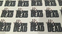 AMC The Walking Dead Planner Stickers - Erin Condren - MAMBI Happy Planner by PippasPlanner on Etsy