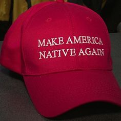 the lonesome west - Navajo designer mocks Donald Trump with 'Make...