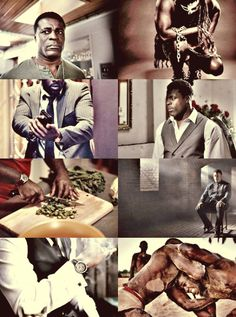 • Penny Dreadful modern AU: Sembene