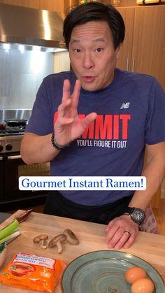 Asian Recipes, New Recipes, Soup Recipes, Vegetarian Recipes, Cooking Recipes, Favorite Recipes, Healthy Recipes, Pasta, Gourmet