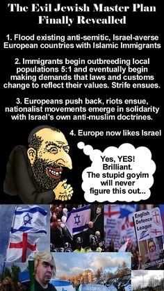 """Phony kosher nationalists """"Yes, brilliant, the studpid goyim will never figure this out!"""" #PhonyKosherNationalists pic.twitter.com/ekLvShU5XC"""