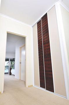 Sukiya Sliding Doors for linen cupboard