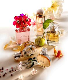 products  perfume still life