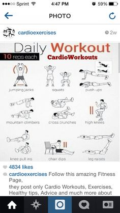 Funny Pictures About No Equipment Easy Workout Oh And Cool Pics Also