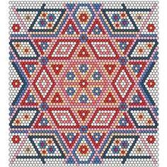 Hexagon Quilt 3