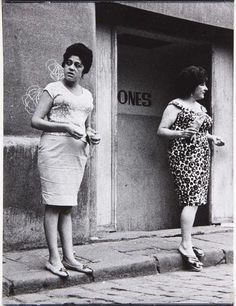 Joan Colom, in the red-light district of Barcelona's famous Barrio Chino Alberto Garcia, Brassai, Native American Wisdom, Red Light District, Black History Facts, Great Photographers, Culture, Hairspray, Black And White Photography