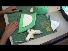 How to make a puppet and pattern from scratch! - in depth with lots of direction and where to get materials. A lot of work but simple enough to make.