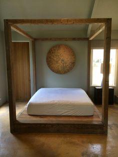 Rabbit Trap Timber - Bed | designlibrary.com.au