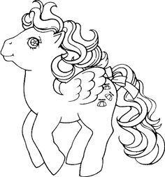 rainbow dash as a filly coloring pages | My Little Pony Coloring Pages Fluttershy Filly - http ...
