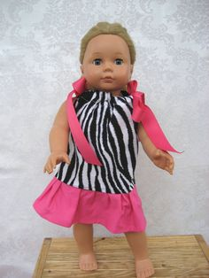 Matching clothing for American Girl Doll  by IttyBittyKidBoutique,