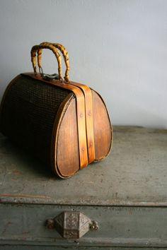 Little Wooden Bag