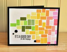 Five (x4) for Friday: 20 Moxie Fab Cards to Inspire Your Weekend!
