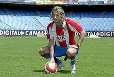 Diego Forlán, Atlético de Madrid
