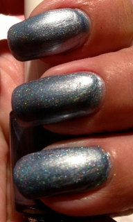 Misty Marine from The Colour My World Collection by LilypadLacquer, $11.00