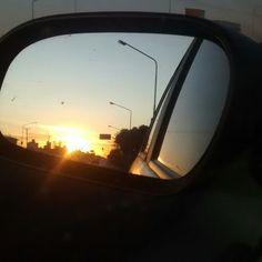 Neuquen sunset