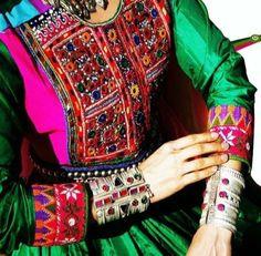 Afghan dress                                                                                                                                                      More