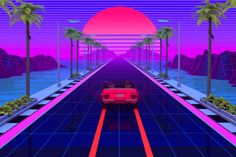 23 Best Synthwave images in 2019