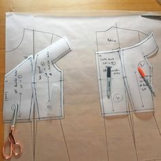Hey DIY Fam, this video is a pattern tutorial in which I make an off-shoulder bodice pattern. I develop this design from my basic bodice pattern (see link be. Blouse Patterns, Clothing Patterns, Sewing Patterns, Skirt Patterns, Pattern Cutting, Pattern Making, Sewing Tutorials, Sewing Hacks, Pattern Drafting Tutorials
