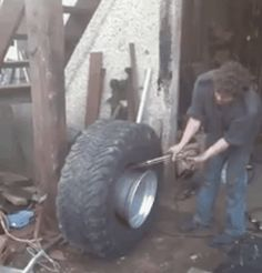 """I've done this with starting fluid. All I can say is don't do it in the garage. It was so loud, all my neighbors  came out of their houses. I had to try to play it off like. """" WTF was that?"""" Next time, maybe I'll use less starting fluid."""