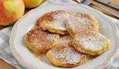 Beignets de pommes à la poêle – Recette Mixte