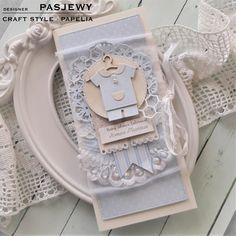 Wedding Cards, Wedding Invitations, Lemon Crafts, Baby Barn, Diy And Crafts, Paper Crafts, Baby Frame, Baby Scrapbook, Kids Cards