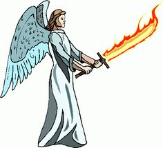 angel gabrial clipart - Google Search