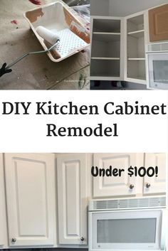 1000 ideas about redo laminate cabinets on pinterest laminate cabinets painted appliances. Black Bedroom Furniture Sets. Home Design Ideas