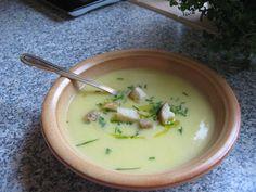 květákový krém Soup, Ethnic Recipes, Soups