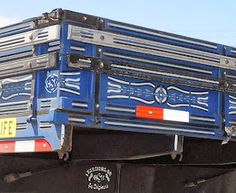 Carros: Transporte de arte – Arte nos caminhões
