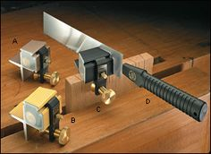 Veritas® Dovetail Saw Guide System - Gifts