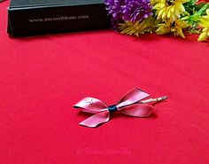 #hair #bow #cute #hairaccessory #bowaccessory #infinity #bobbypin #bowhairaccessory #quirky  #girlstuff