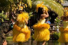 A traditional Tahitian dance. via Fest 300