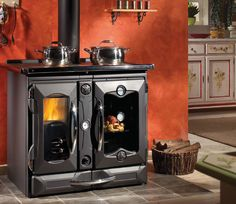The Broseley ThermoSuprema 18.5DSA Boiler Stove combines the features of a traditional range stove and combines it with that of a boiler stove while not sacrificing anything in terms of appearance.