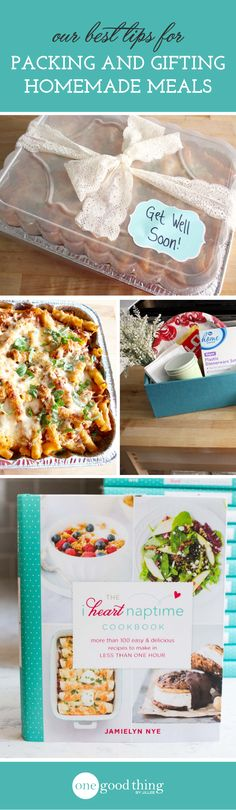 Give The Gift Of Food (And How To Make Cheesy Baked Ziti)