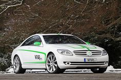 Mercedes-Benz CL500 by Wrap Works-1