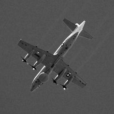 April 2009: I was at Paine Field in Everett Washington and I heard the distinct sound of a turboprop plane at altitude. I looked up took a shot and was surprised to see a Lockheed EP-3E Aries II spyplane headed back to NAS Whidbey Island. Pretty damn smooooth! #usnavy #navy #usn #Lockheed #ep3 #ep3e #spyplane #elint #painefield #everett #washington #avgeek by jetarazzi