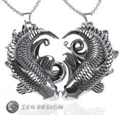 1000 images about zendesign smykker on pinterest skulls for Koi zot i mange zordi