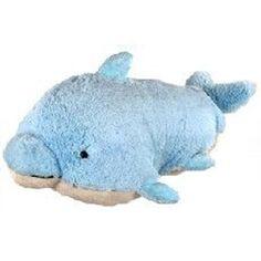 dolphin pillow pet <3