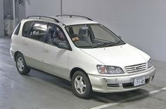 Japanese vehicles to the world: 1998 Toyota IPSUM for Mozambique to Maputo