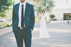 lds wedding first look