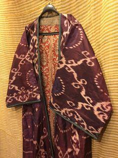 Kaftans, Hippie Bohemian, Ikat, Alexander Mcqueen Scarf, Hand Weaving, Arm, Silk, Antiques, Shoulder