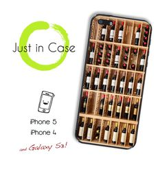 Galaxy s4 WINE LOVER iphone 5 case // amazing iphone 4s red wine case // funny vintage  wine rack Galaxy s3 case // Samsung Galaxy s4 case