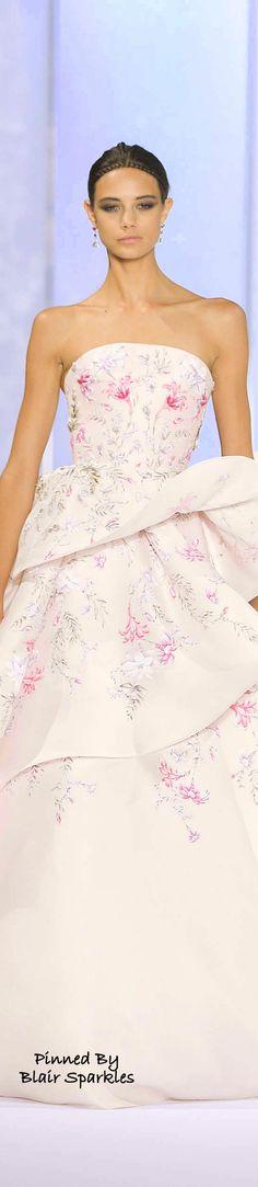 Paris Fall Couture 2016 Ralph Russo  ~ ♕♚εїз | BLAIR SPARKLES