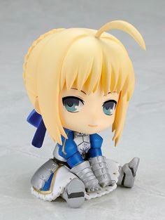 saber, anime figures